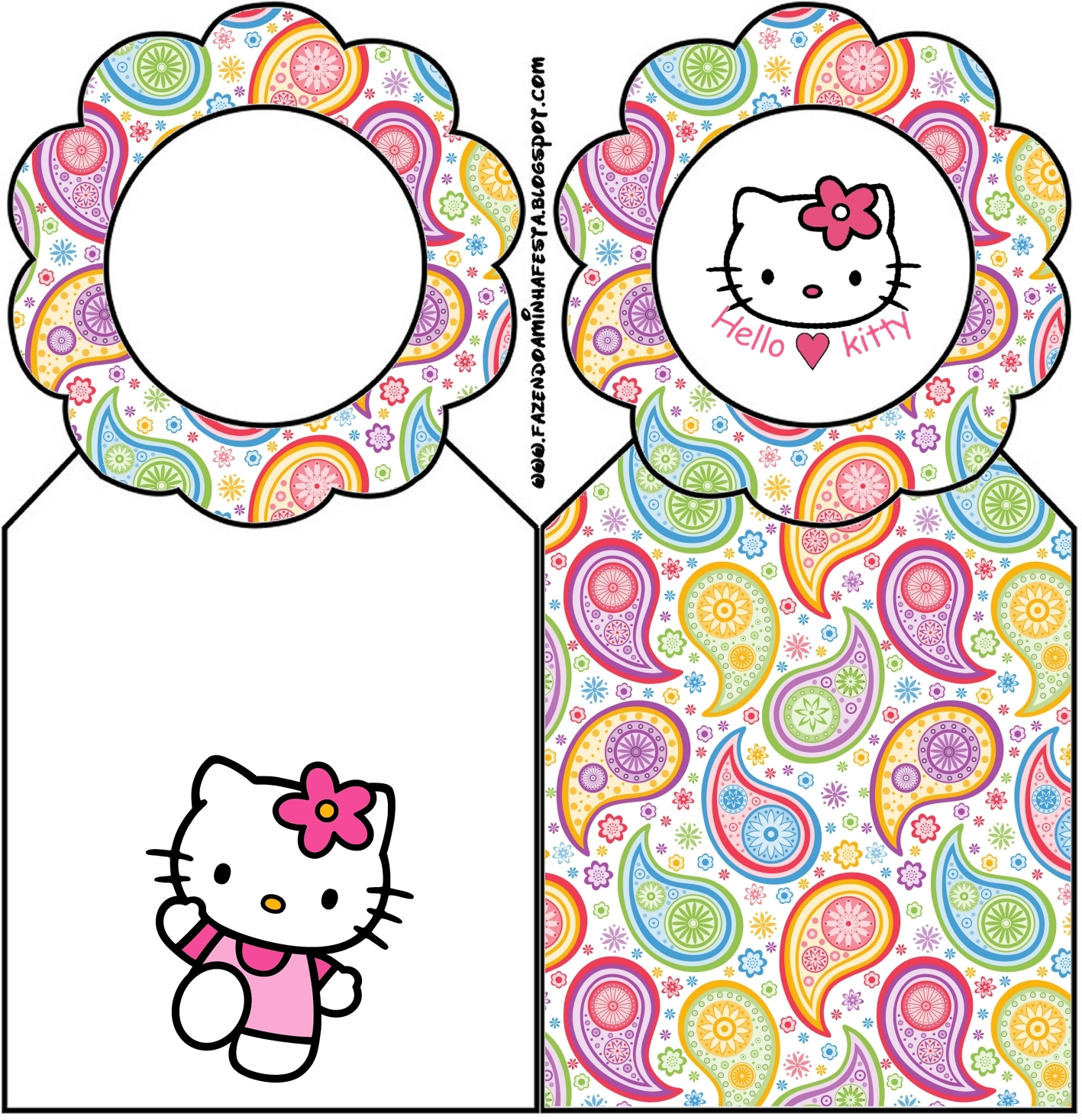 Hello Kitty Party Free Party Printables Images And
