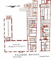 Plano del Palacio Ducal, fuente wikipedia.