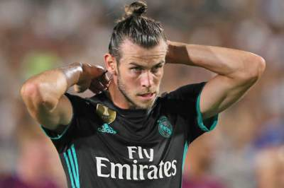 Spurs talking with Real Madrid over Bale
