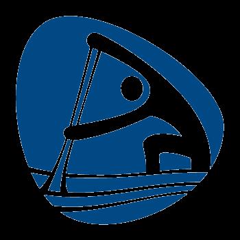 Pictogram Rio 2016 Canoeing (Sprint) 350x350 px
