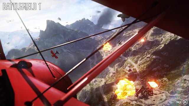 BattleField 1, noticias de juegos