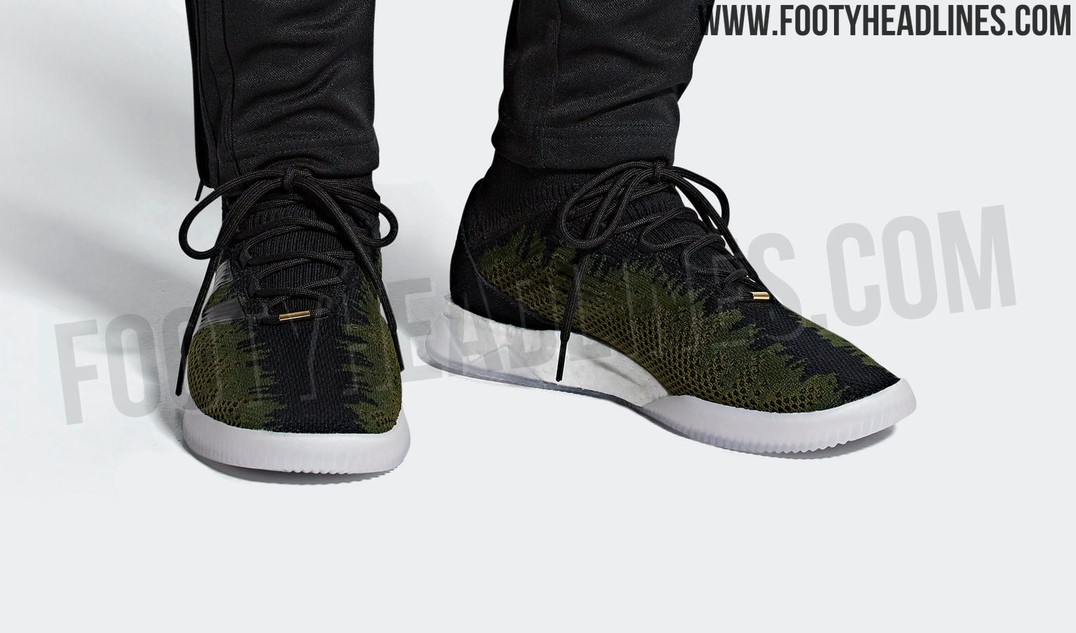 cbd5d46ab Adidas Predator Paul Pogba Season 4 Trainers Revealed - Footy Headlines