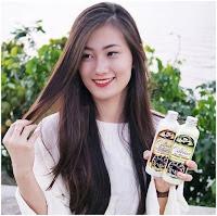 Paket Caviar Shampoo + Conditioner Asli BPOM