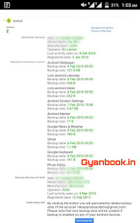 Imei number,lost mobile,android