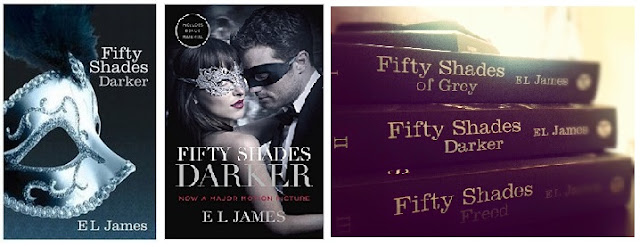 Novel Fifty Shades Of Darker Bahasa Indonesia