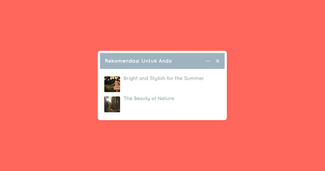 How to Install Slide Box Recommendations on a Blog