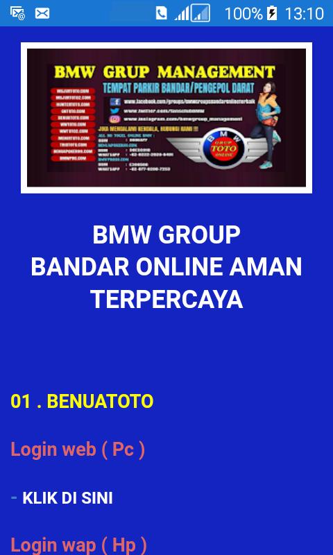 FILE APK BMW GROUP – Pola Jitu