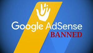 Jangan lakukan ini, jika Adsense kalian tidak ingin kena banned