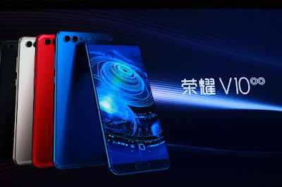 Honor V10 with 5.99-inch FullView Display, 6GB RAM , Dual Rear Camera Launched