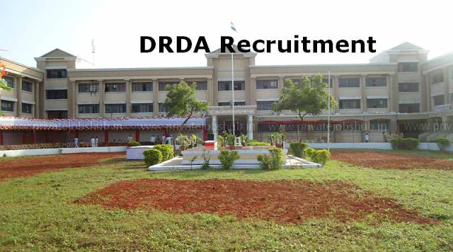 DRDA Giridih Recruitment giridih.nic.in Application Form