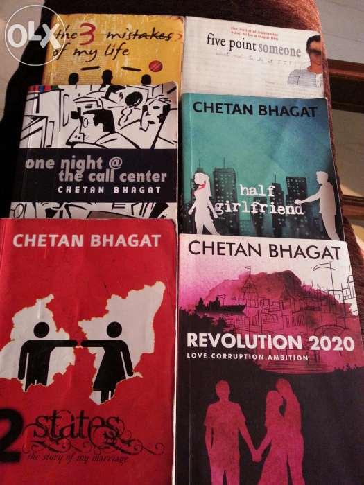 Revolution by Chetan Bhagat