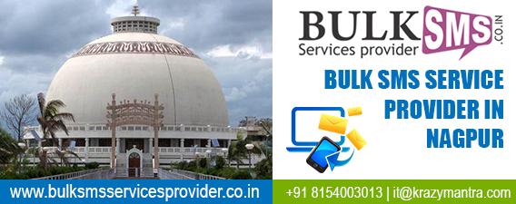 Bulk sms service provider in nagpur
