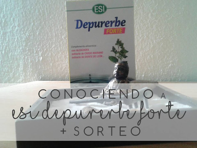 CONOCIENDO A ESI DEPURERBE FORTE + SORTEO