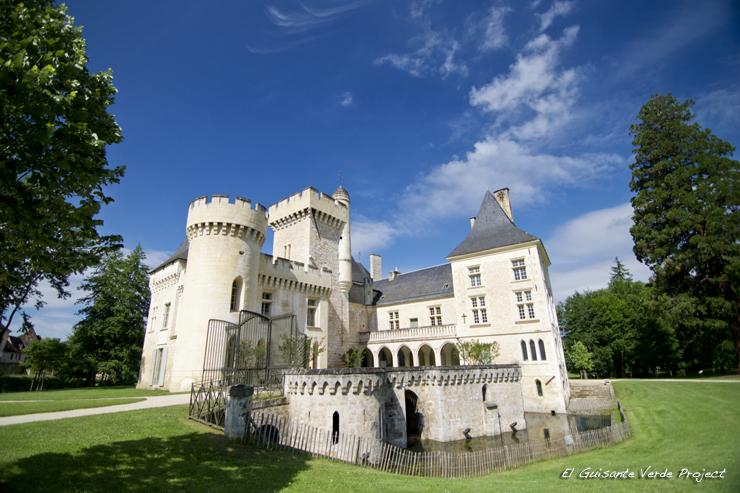 Castillo de Campagne - Dordoña Perigord por El Guisante Verde Project