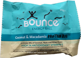 Bounce Energy Protein ball coconut & macadamia