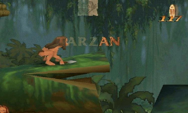 تحميل لعبة طرزان Tarzan مجانا