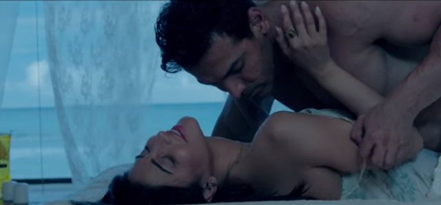 Shruti Haasan and John Abraham from the movie  ROCKY HANDSOME.