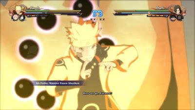 Game PC NARUTO SHIPPUDEN Ultimate Ninja STORM 4 New