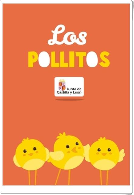 """""""Los pollitos"""" (Poesía de Educación Infantil)"""