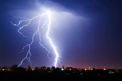 System For Predicting Thunderstorms And Lightening Strikes
