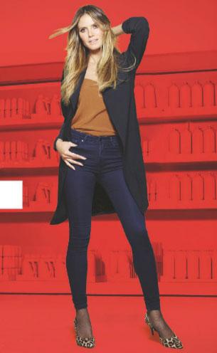 colección moda Lidl Heidi Klum
