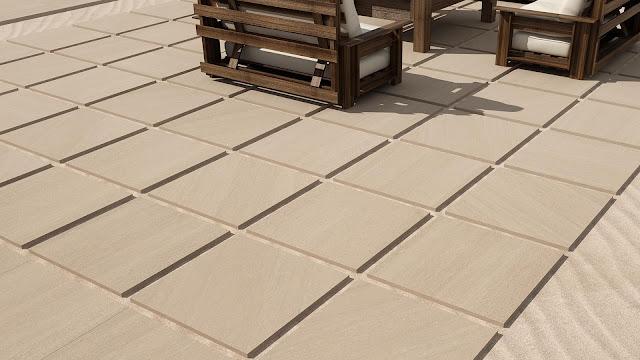 Outside floor tiles designKursaal is extreme for outdoor - exterior tiles design ideas