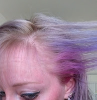 bad hair dye joico sparks pravana punky colors wash out die blond