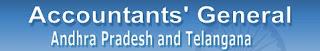 Telangana AG GPF Slips Annual Account Statement