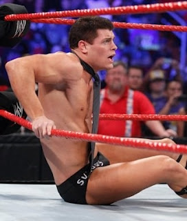 New Wrestling Players: Cody Rhodes WWe Profile And