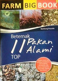 BETERNAK 11 PAKAN ALAMI TOP
