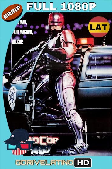 Robocop (1987) BRrip 1080p Latino-Ingles mkv