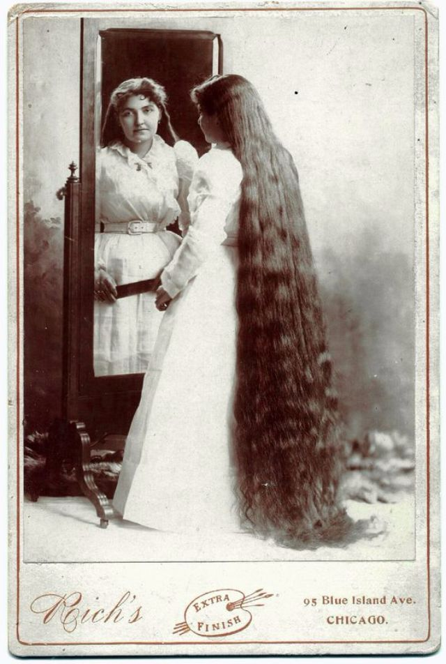 Victorian Beauties 31 Interesting Photos Show Ladies In