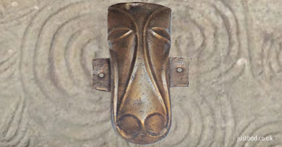 Stanwick Celtic Horse Head Mask