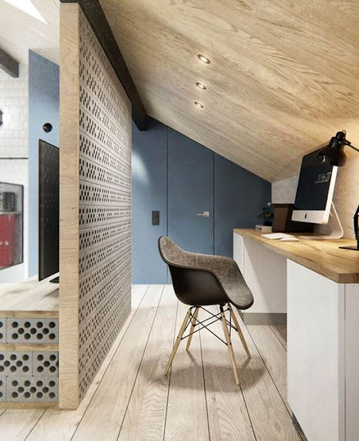 A Loft Style Studio 10