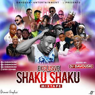 HOTMIX: Dj Davouski – Exclusive SHAKU SHAKU Mixtape