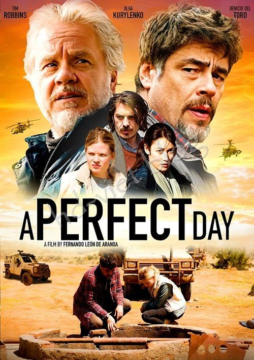 Movie A Perfect Day (2015)
