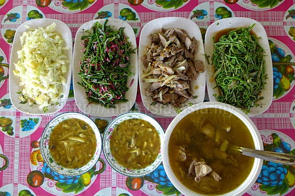 Kelabit Food