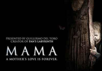 Mama una película dirigida por Andres Muschietti y producida por Guillermo del Toro