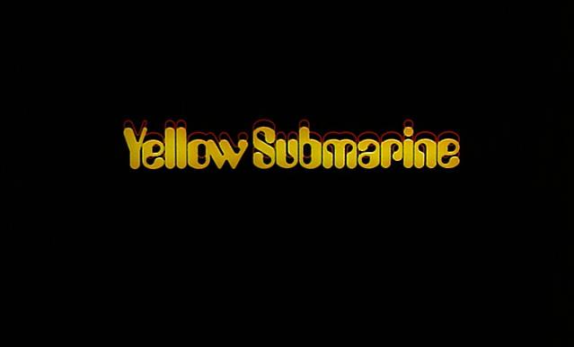 Pop Culture Vomit Bag!: Yellow Submarine (1968)