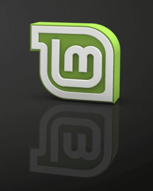 The Linux Mint Logo