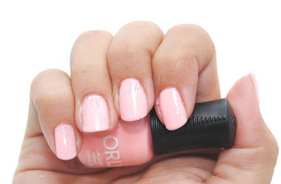 Orly Cool in California swatch