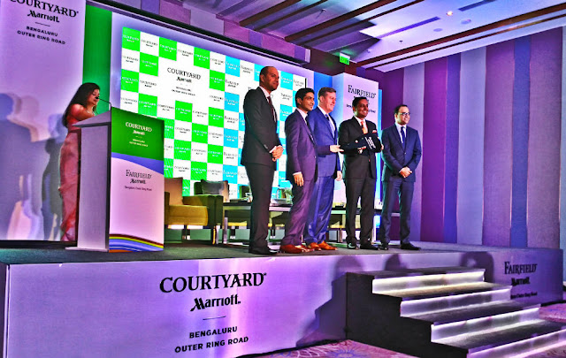 Courtyard And Fairfield By Marriott -  Outer Ring Road, Bengaluru Review