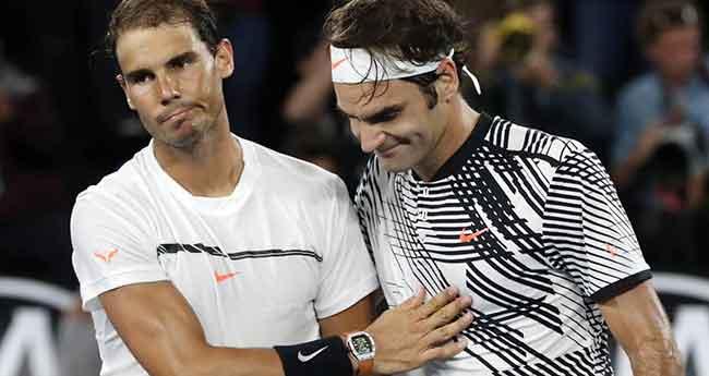 vídeo Federer Gana en una Gran final a Nadal en el Open de  Australia 2017