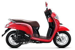 Honda - New Scoopy