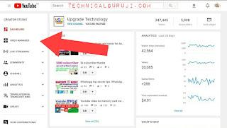 Screenshot number 1 Technical Guruji