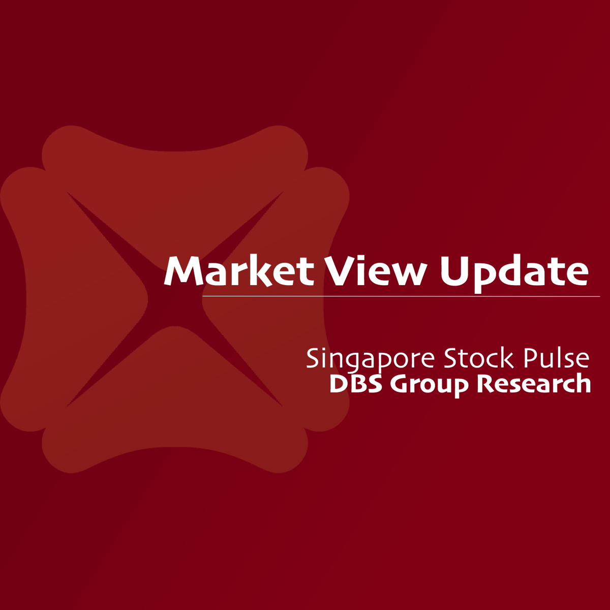 "Market View Update - DBS Group Research Research 2018-08-01: Don't Bet Against A ""perfect 10"" – Take Profit Towards Sti 3340 To 3355"