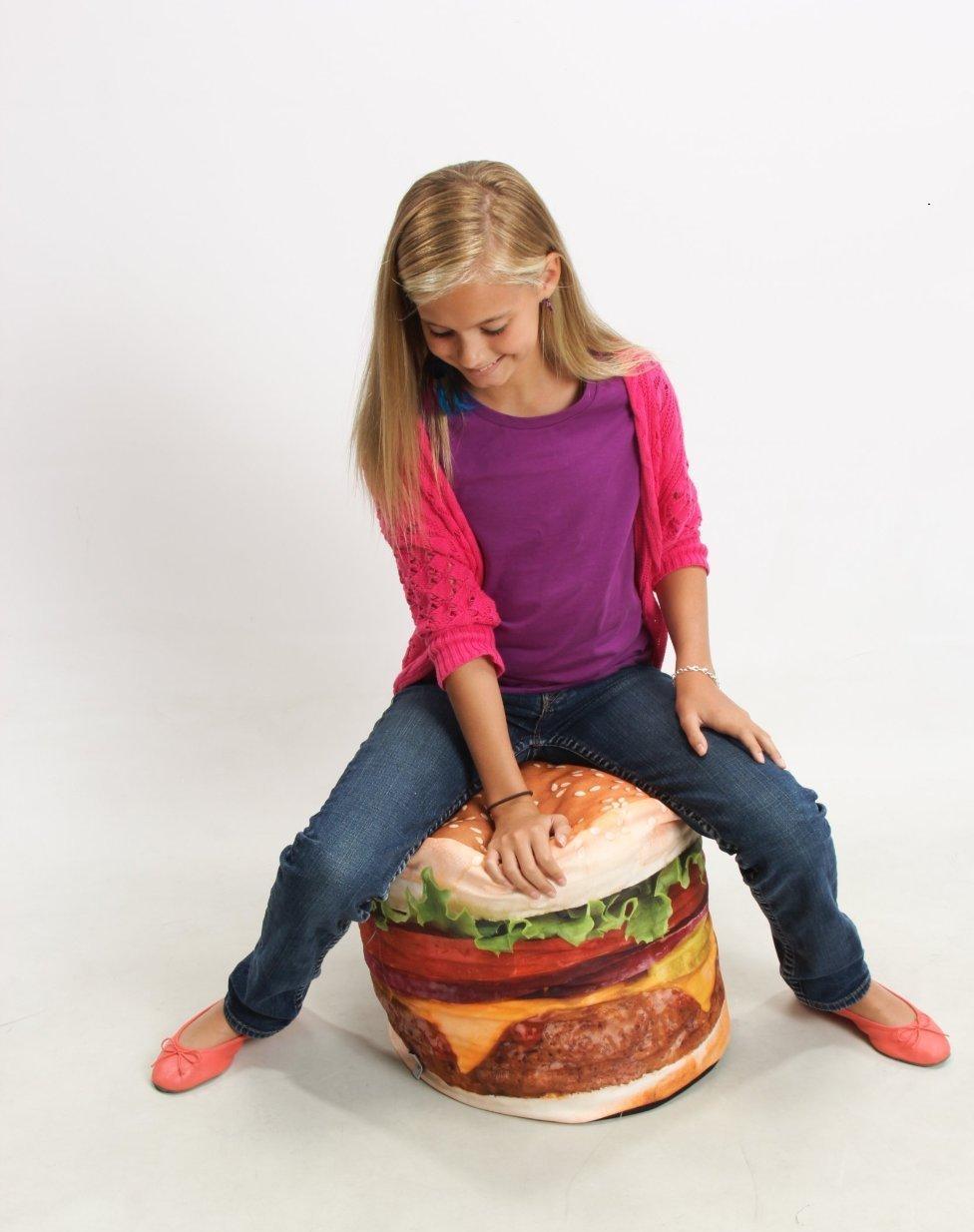 Hamburger Beanbag