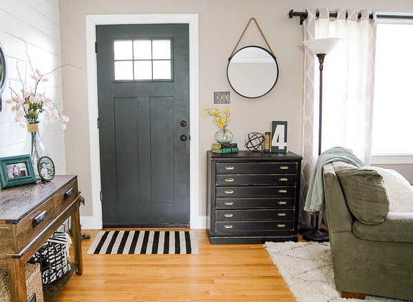 Vintage Market Recap and New Living Room Chest