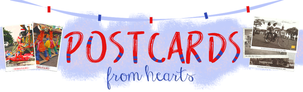 Postcards from Hearts