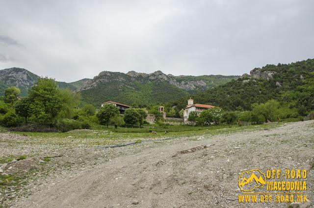Polog Monastery - Tikvesh Lake, Macedonia